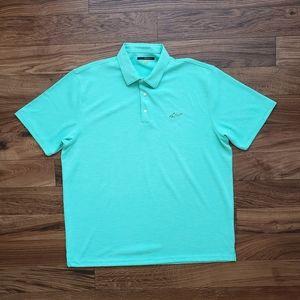 Greg Norman Play Dry Golf Polo Size XXXL